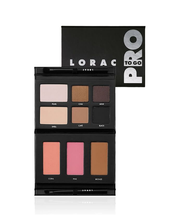 Pro To Go Palette - 9 Shades