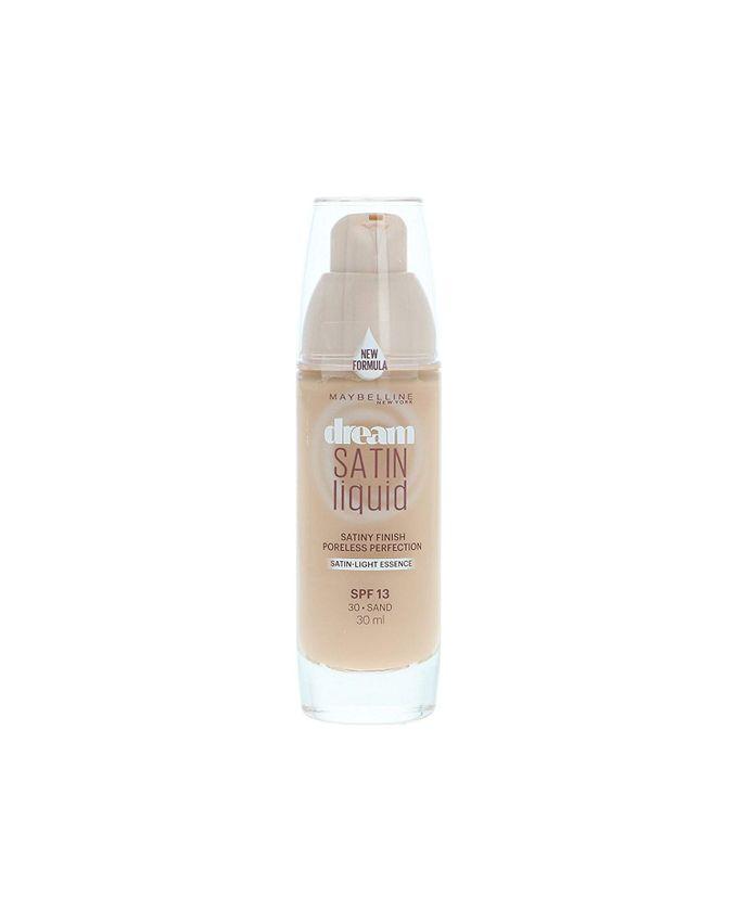 Dream Satin Liquid Air Whipped Foundation - 30 Sand