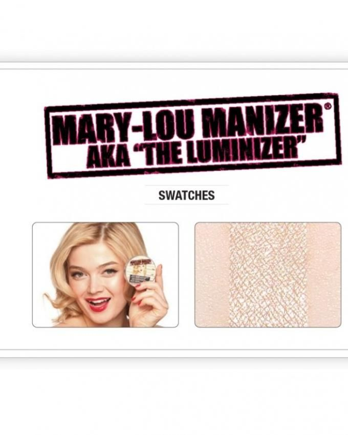 Highlighter & Shadow & Shimmer - Mary lou