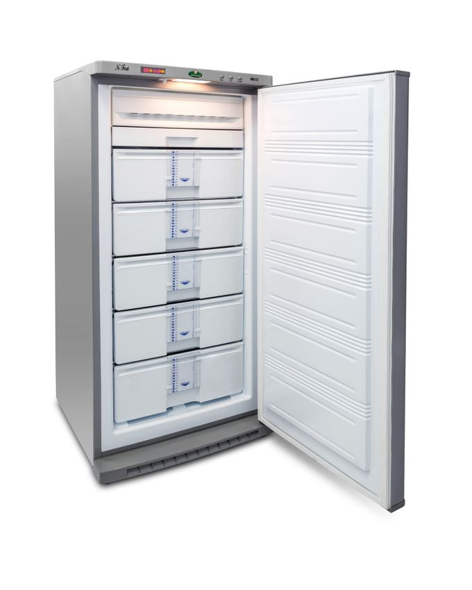 kiriazi e230n5 3 digital freezer 5 drawers 8ft buy online jumia egypt. Black Bedroom Furniture Sets. Home Design Ideas