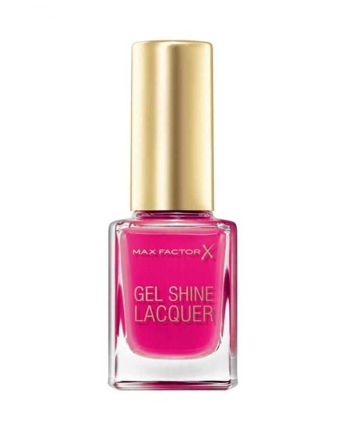 Gel Shine Nail Lacquer - 30 Twinkling Pink