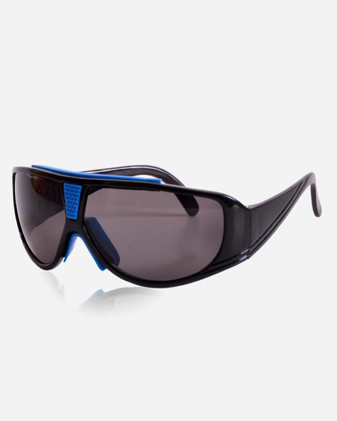 Ticomex Sports Unisex Sunglasses - Black x Blue