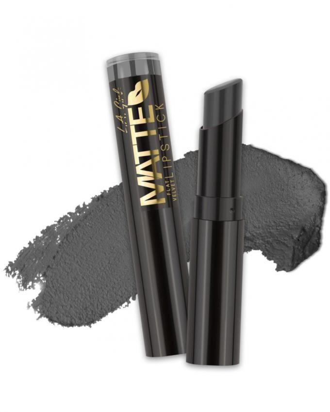 Matte Flat Velvet Lipstick - Poetic!