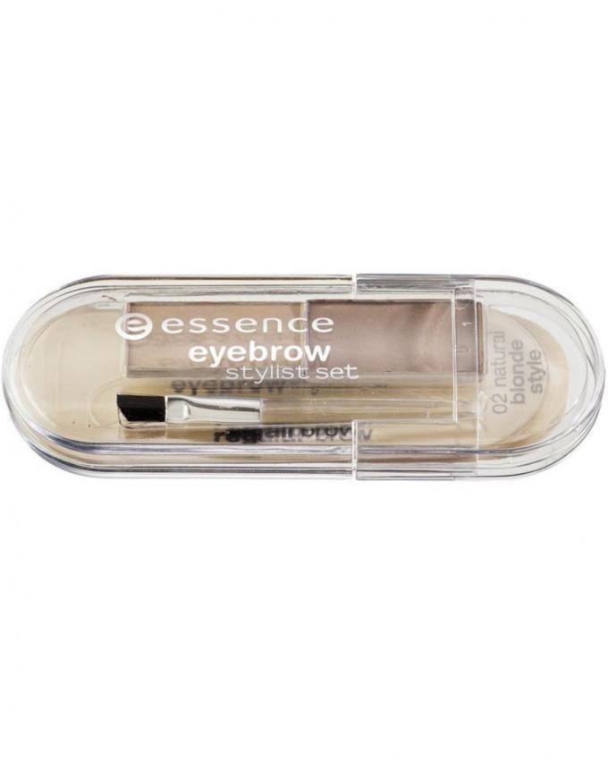 Eyebrow Stylist Set – 02 Natural Blonde Style