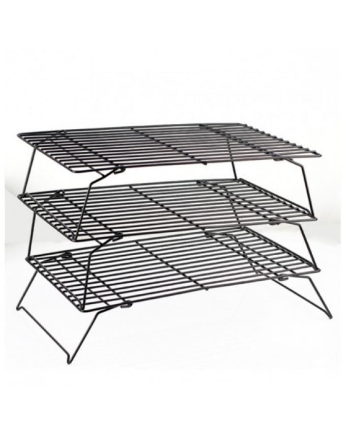 3 Stackable Cooling Rack