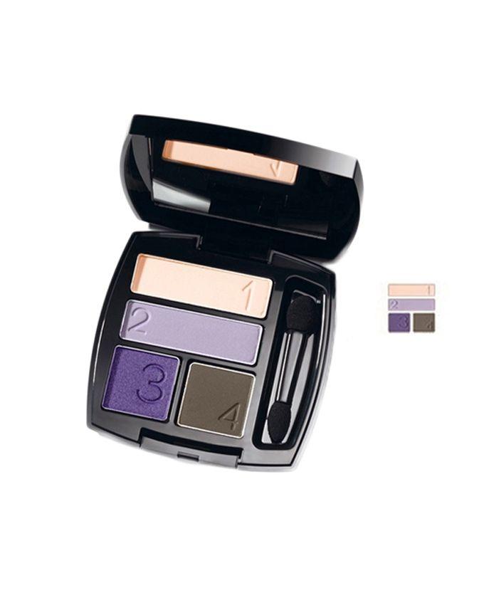 True Color Matte Eyeshadow Quad - 4 Shades