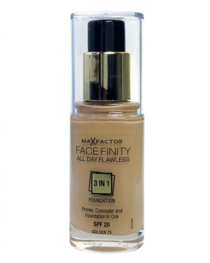 Face Finity 3 IN 1 Foundation - 75 Golden
