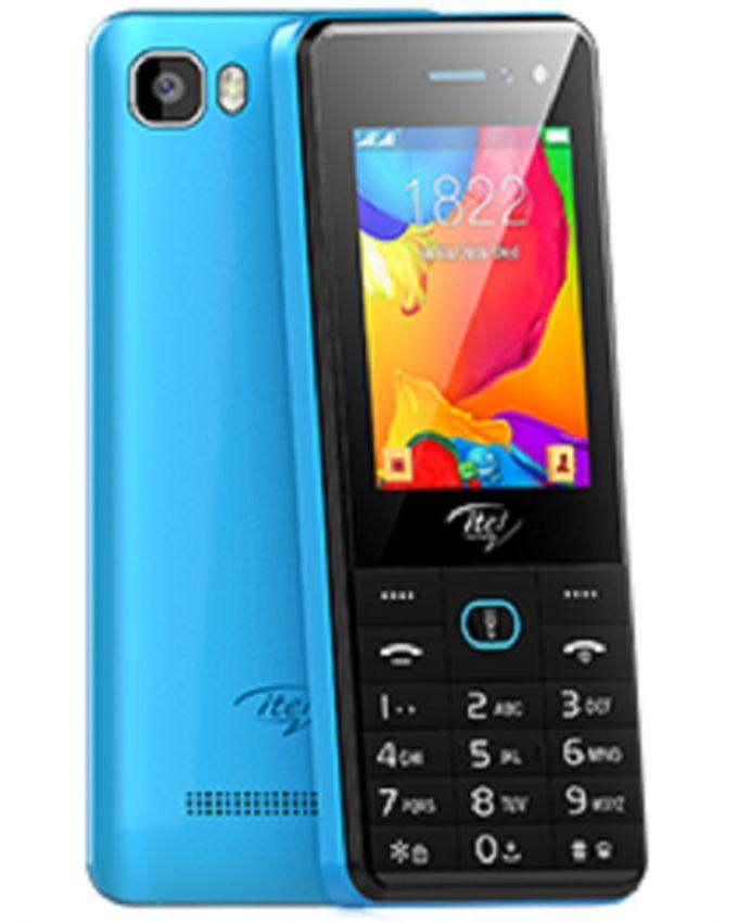 it5231 - 2.4 Dual SIM Mobile Phone - Blue
