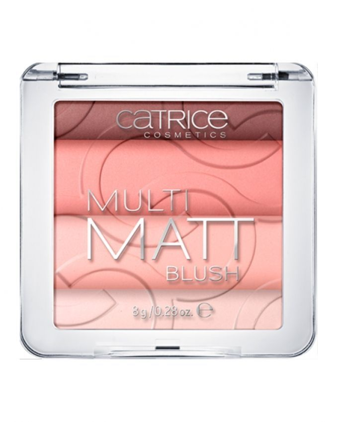 Multi Matt Blush - 010 Love, Rosie - 4 Shades