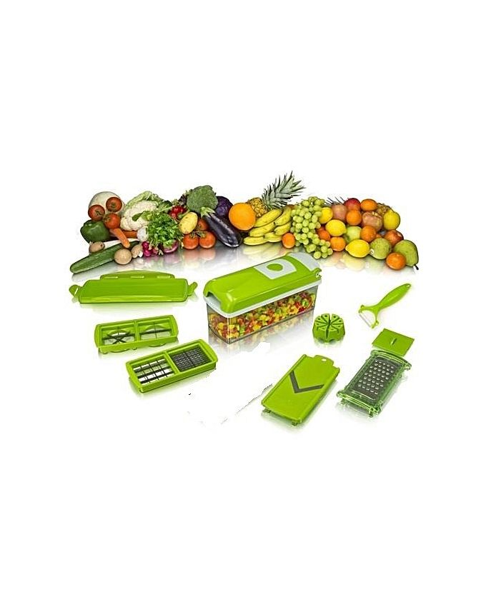 as seen on tv nicer dicer plus fruits and vegetables chopper buy online jumia egypt. Black Bedroom Furniture Sets. Home Design Ideas