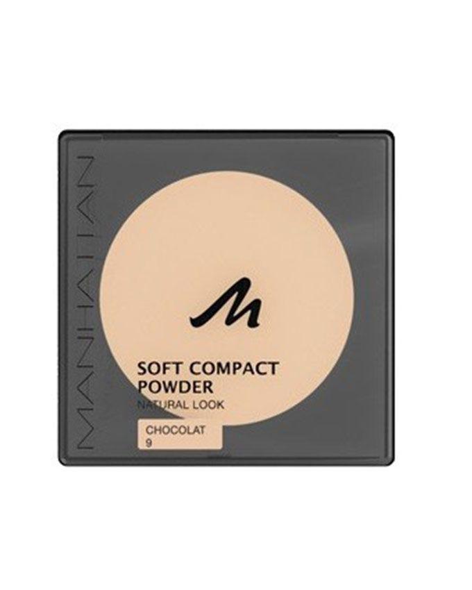 Soft Compact Powder – 9 Chocolat