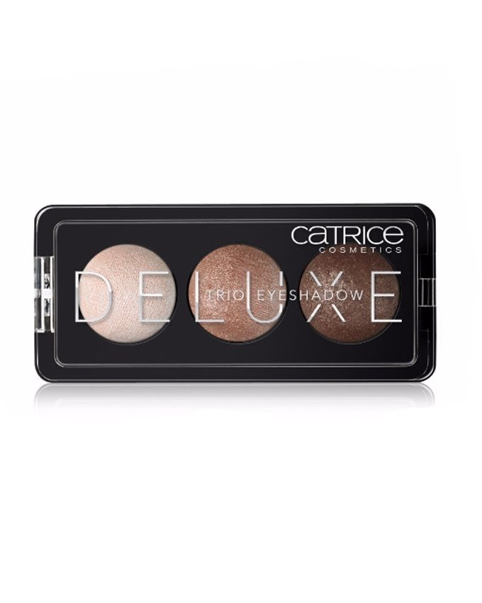 Deluxe Trio Eyeshadow - 010 Antique Cest Tres Chic