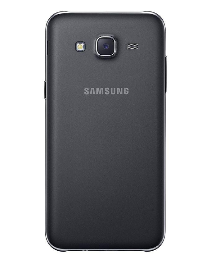 هاتف جالاكسى J5 - 5 بوصة - ثنائى الشريحة - أسود