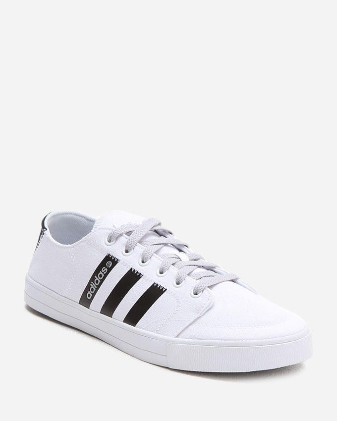 Adidas Men NEO F97798 SKOOL VS - White & Black