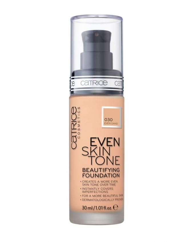 Even Skin Tone Beautifying Foundation - 030 Even Sand