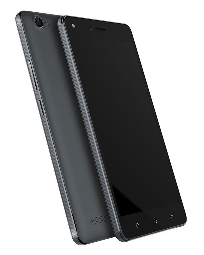 موبايل W5 Lite - شاشة 5.5 بوصة - ثنائي الشريحة - رمادي