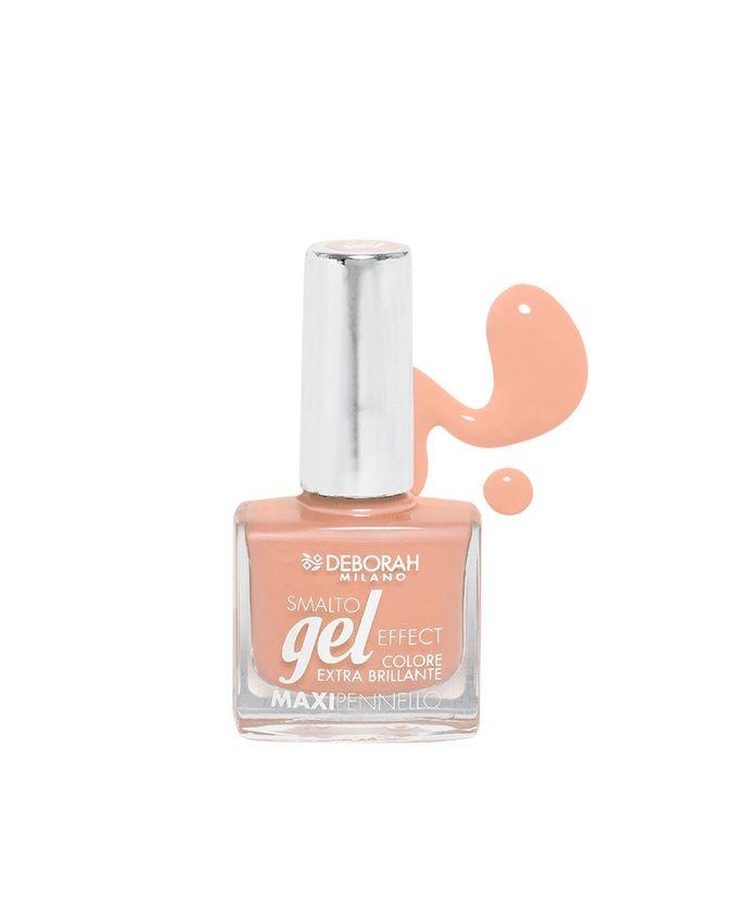 Gel Effect Nail Polish - 48 Coral Shell