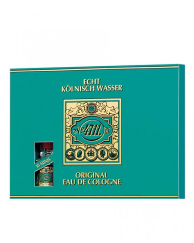 4711 Original - EDC - For Men - 3 ml - 10 Bottles