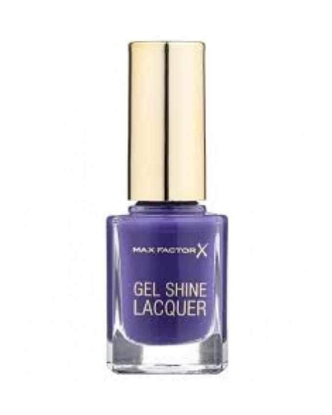 Gel Shine Nail Lacquer - 11ml - 35 Lacquered Violet