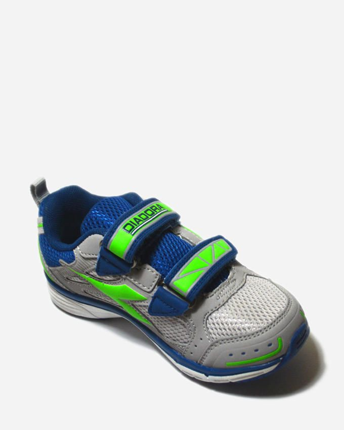 Diadora Jazzy 3 JR V Running Shoes - Grey
