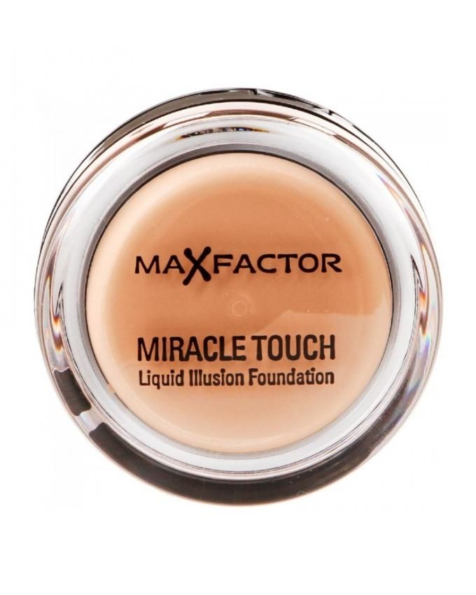 Miracle Touch Foundation - Golden 075