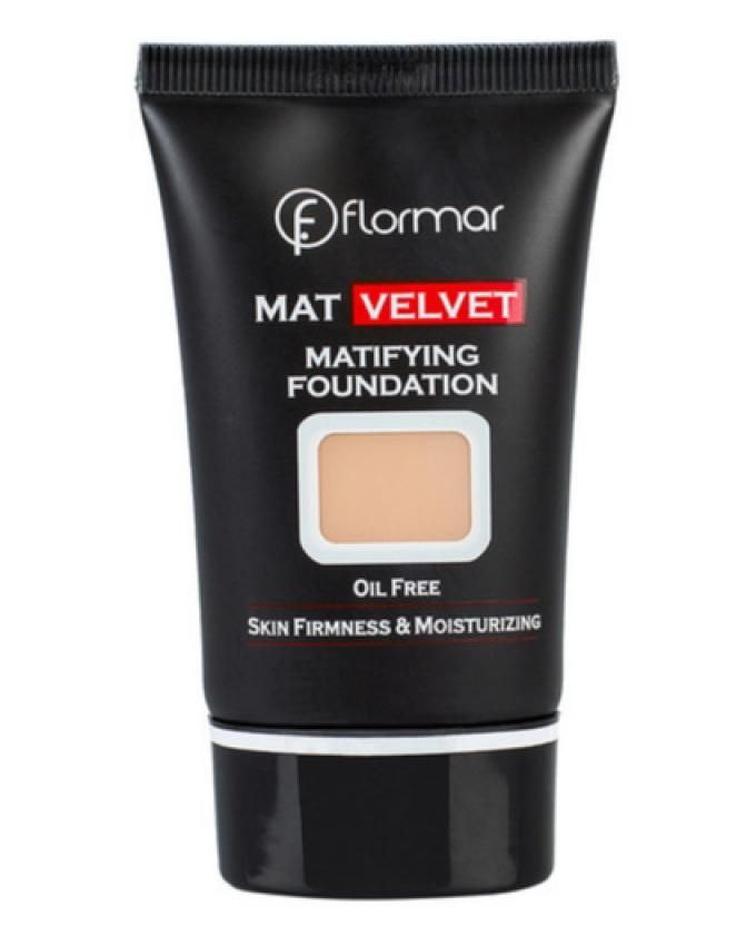 Mat Velvet Matifying Foundation - V207
