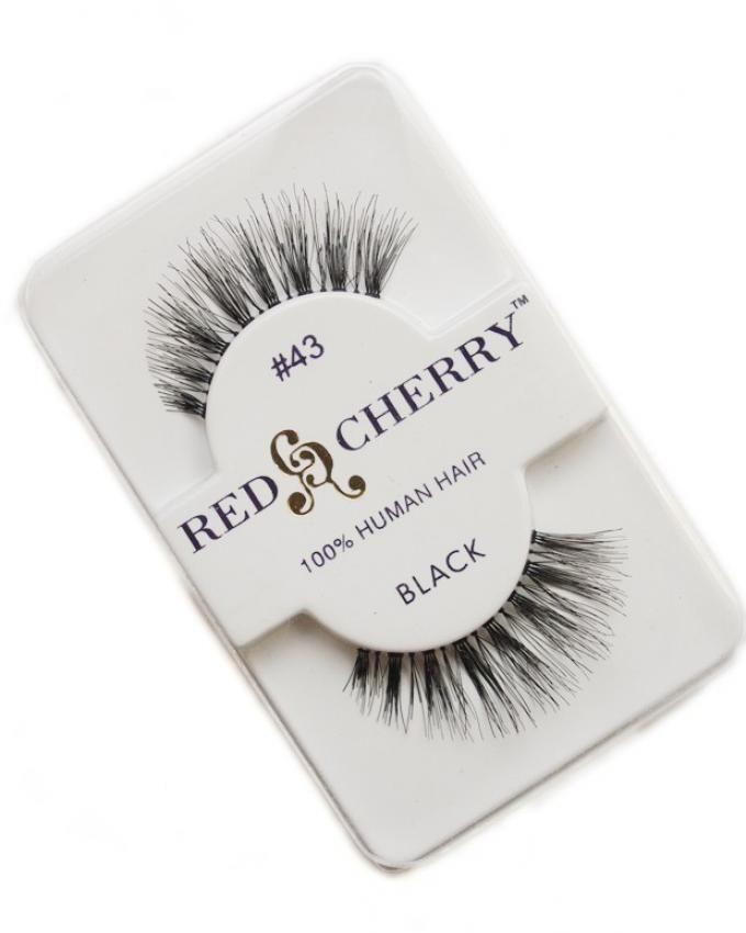 Red Cherry False Eyelashes #43