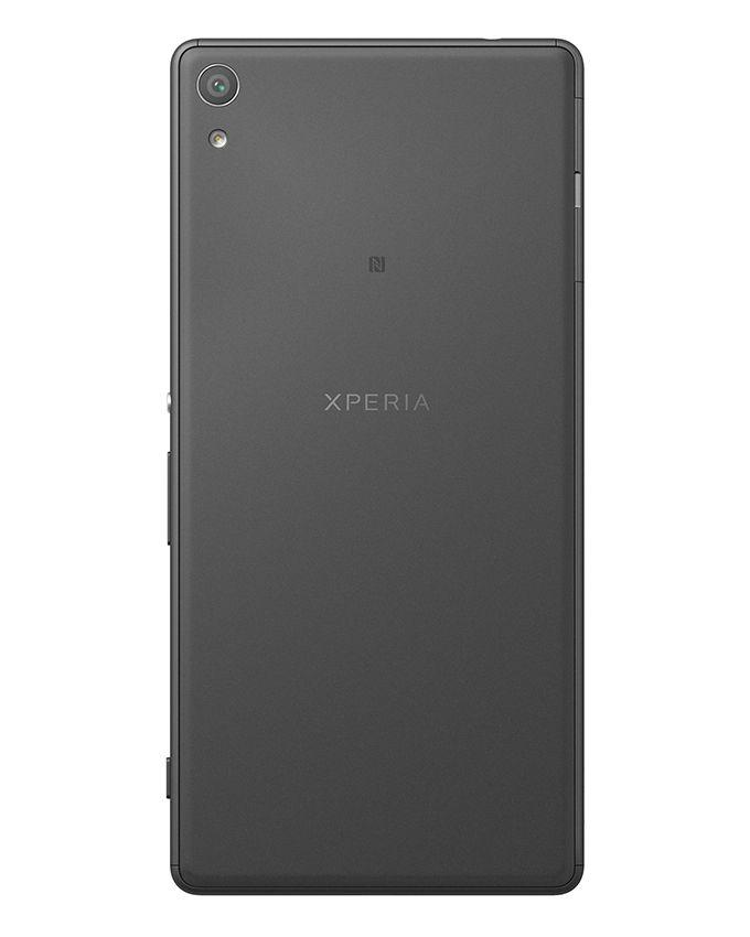 موبايل اكسبيريا AX Ultra Dual - 6.0 بوصة - ثنائى الشريحة - أسود