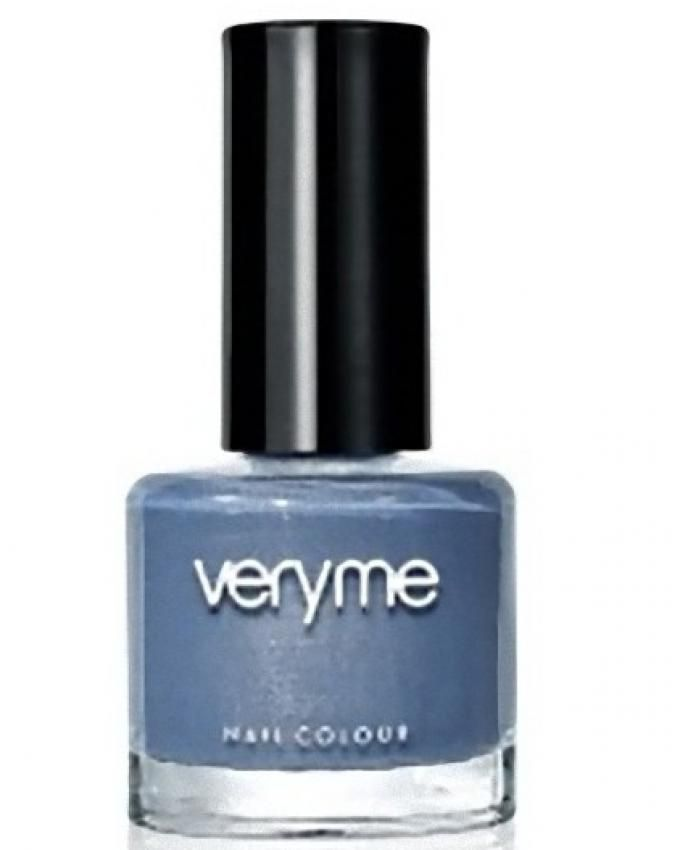Pure Colour Nail Polish - Soft Blue