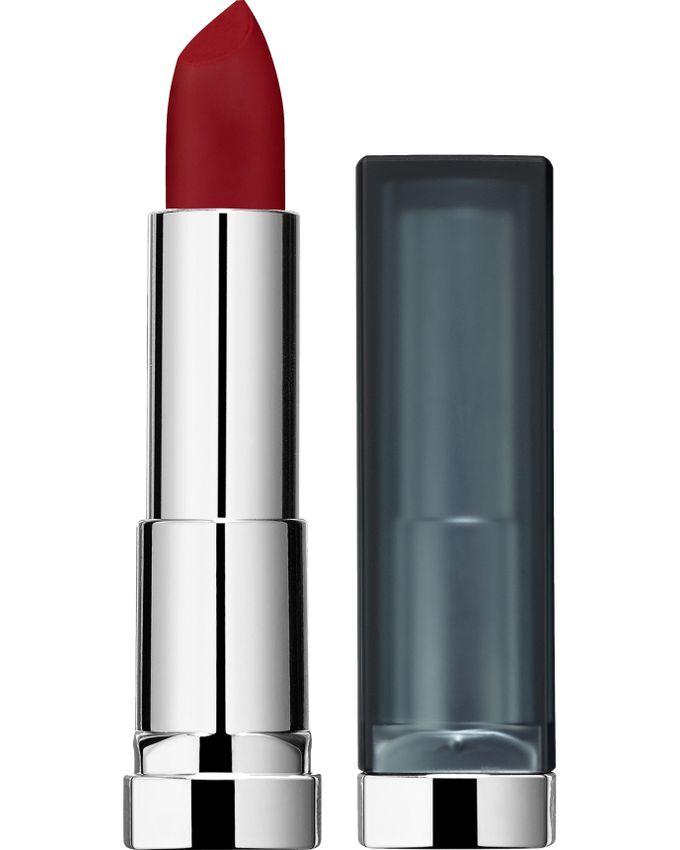 Color Sensational Matte Lipstick – 965 Sireninscarlet