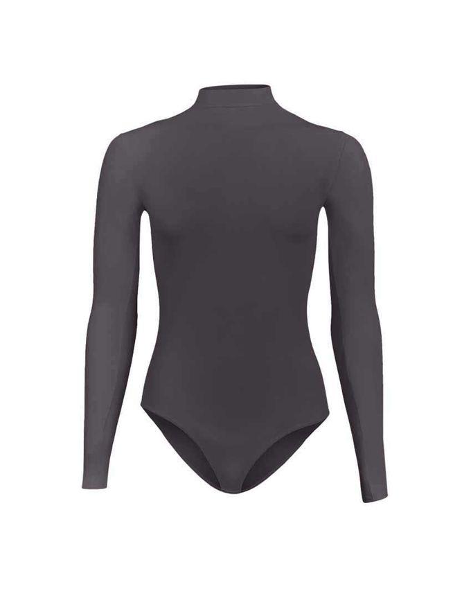 Silvy Wave High Grey Lycra Bodywear