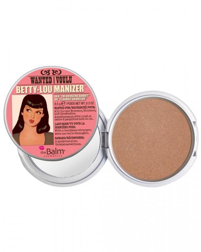Betty-Lou Manizer Bronzer/Shadow