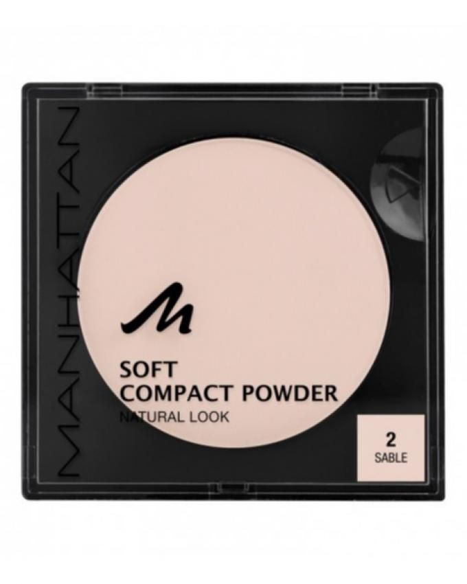 Soft Mat Loose Powder – 2 Sable