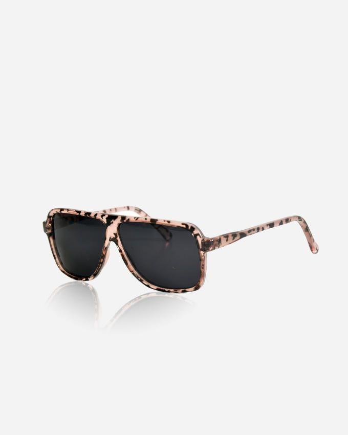 Ticomex Shield Unisex Sunglasses - Crystal x Black