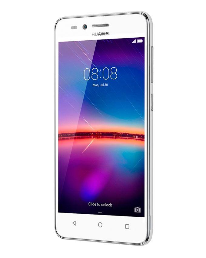 موبايل Y3 II - شاشة 4.5 بوصة - ثنائى الشريحة 3G - أبيض