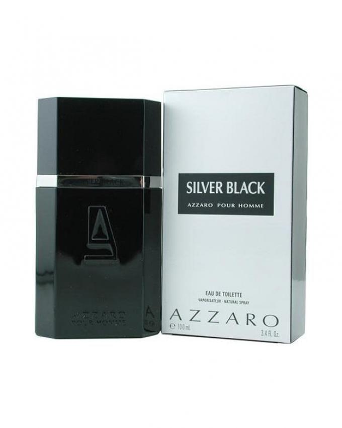 Silver Black - EDT - for Men - 100 ml