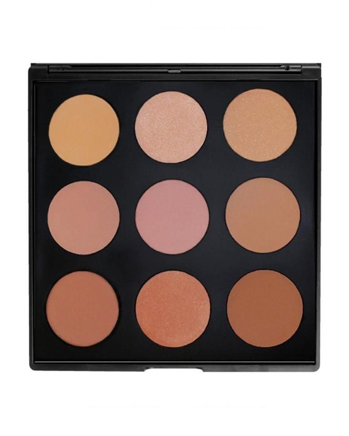 The Blushed Palette - 9 Shades
