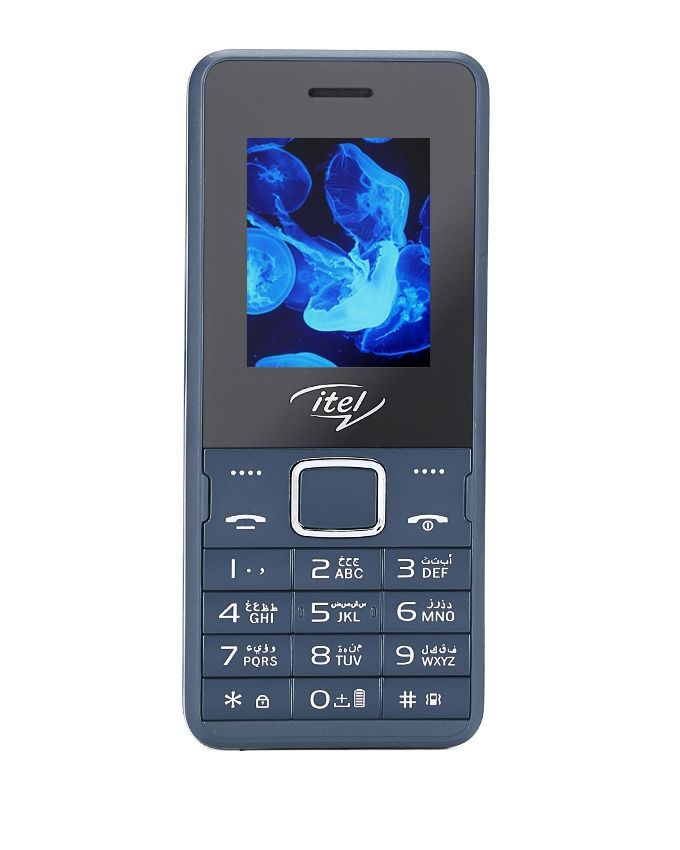 it2090 - 1.77 Dual SIM Mobile Phone - Blue