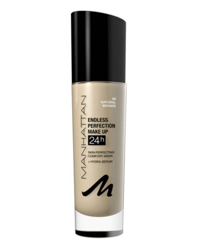 Endless Perfection Makeup – Skin Perfecting Comfort Wear - 68 Natural Bronze