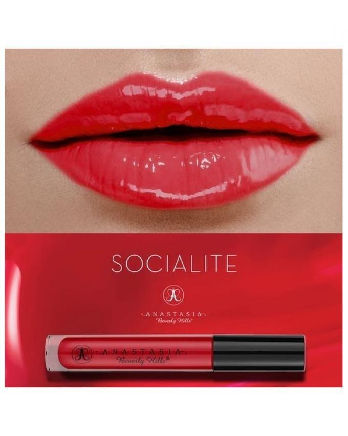 Lip Gloss - Socialite