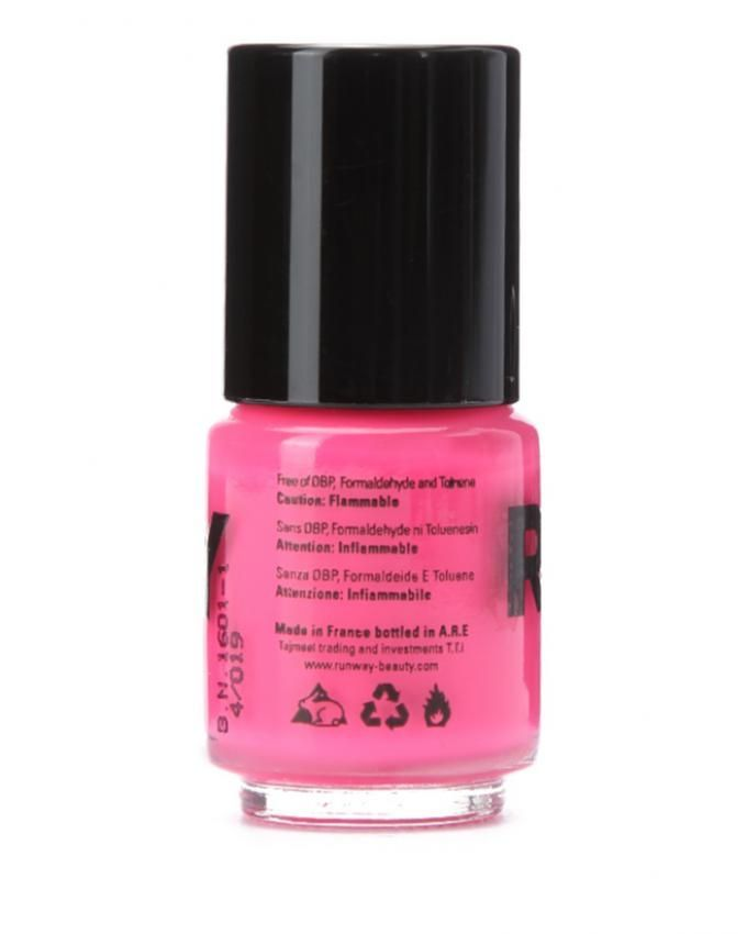 Breathe Nail Lacquer - Fuscia & Furious - 11ml