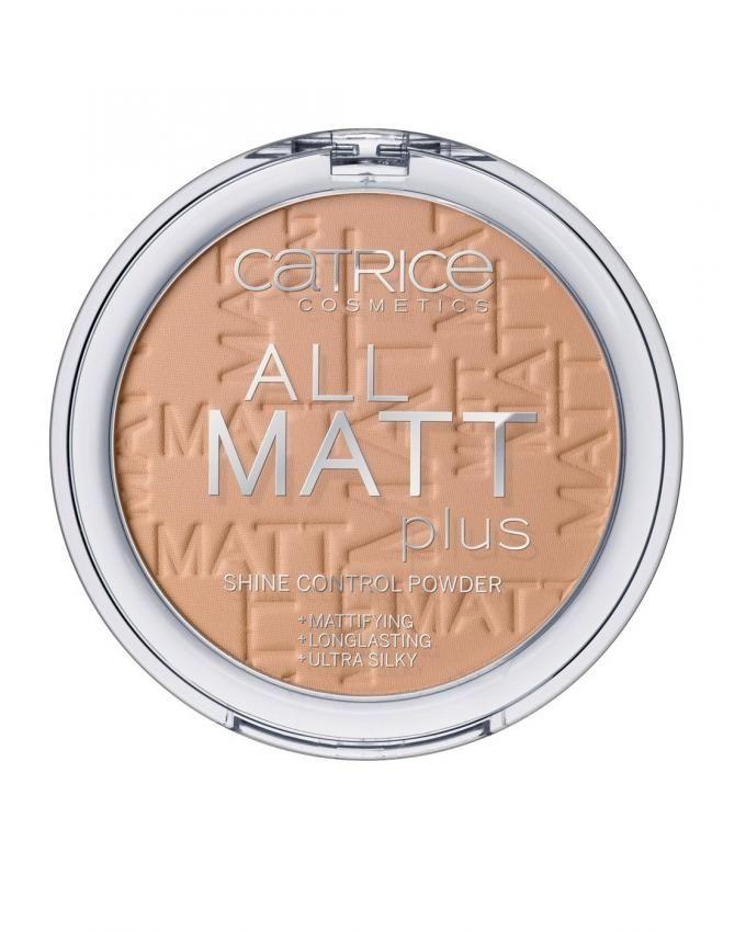 All Matt Plus - Shine Control Powder - 030 Warm Beige
