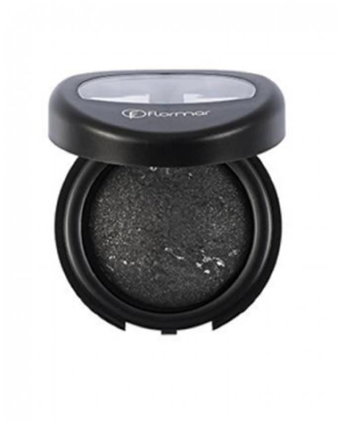 Diamonds Terracotta - Eye Shadow - D02 Black Glitters