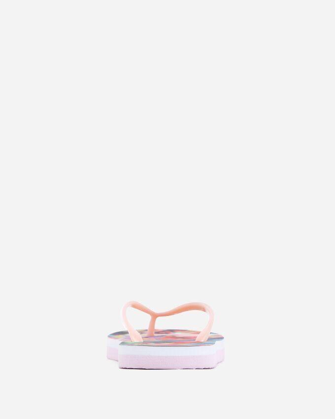 LISPOS 2 Women Flip Flop - White