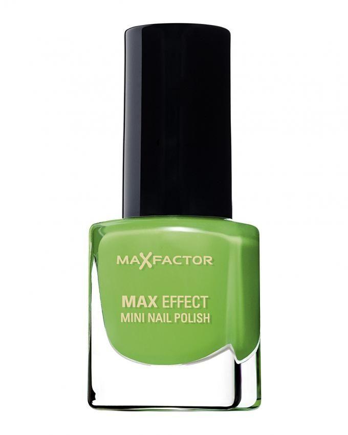 Effect Mini Nail Polish - 32 Cactus Green