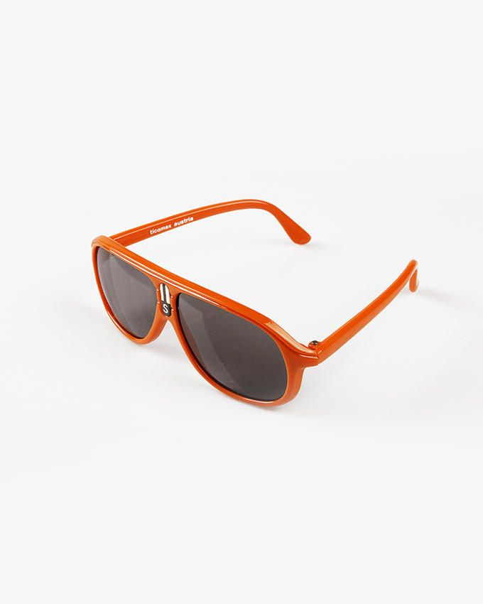 Ticomex Aviator Inspired Kids Sunglasses - Orange