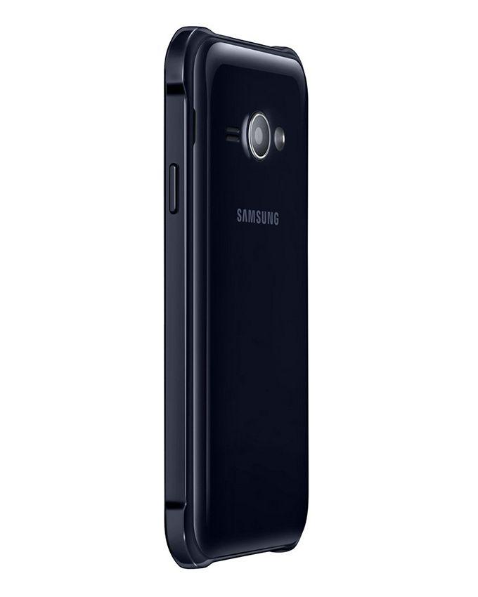 جالاكسي جي 1 ايس - موبايل ثنائي الشريحة 3G - شاشة 4.3 بوصة - أسود