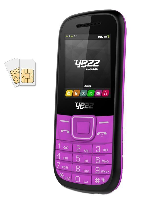 Classic C21 - 1.8 Dual SIM Mobile Phone - Pink