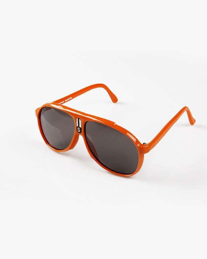 Ticomex Aviator Style Kids Sunglasses - Orange