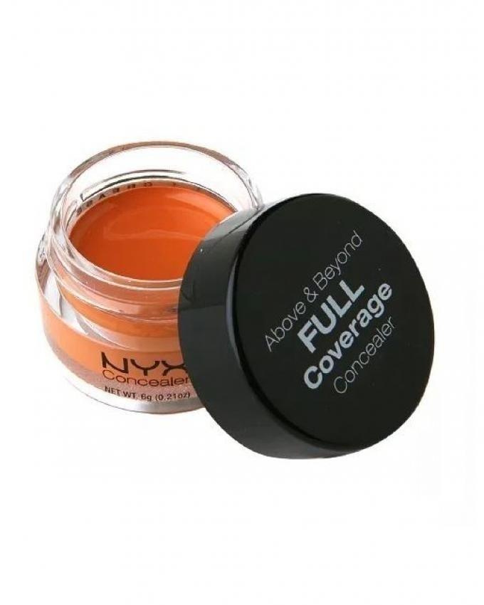 CJ13 Full Coverage Concealer – Orange